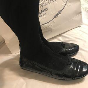 Alaia Paris runway boots